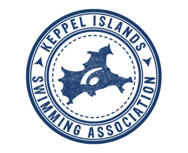 Keppel Islands Swimming Association logo