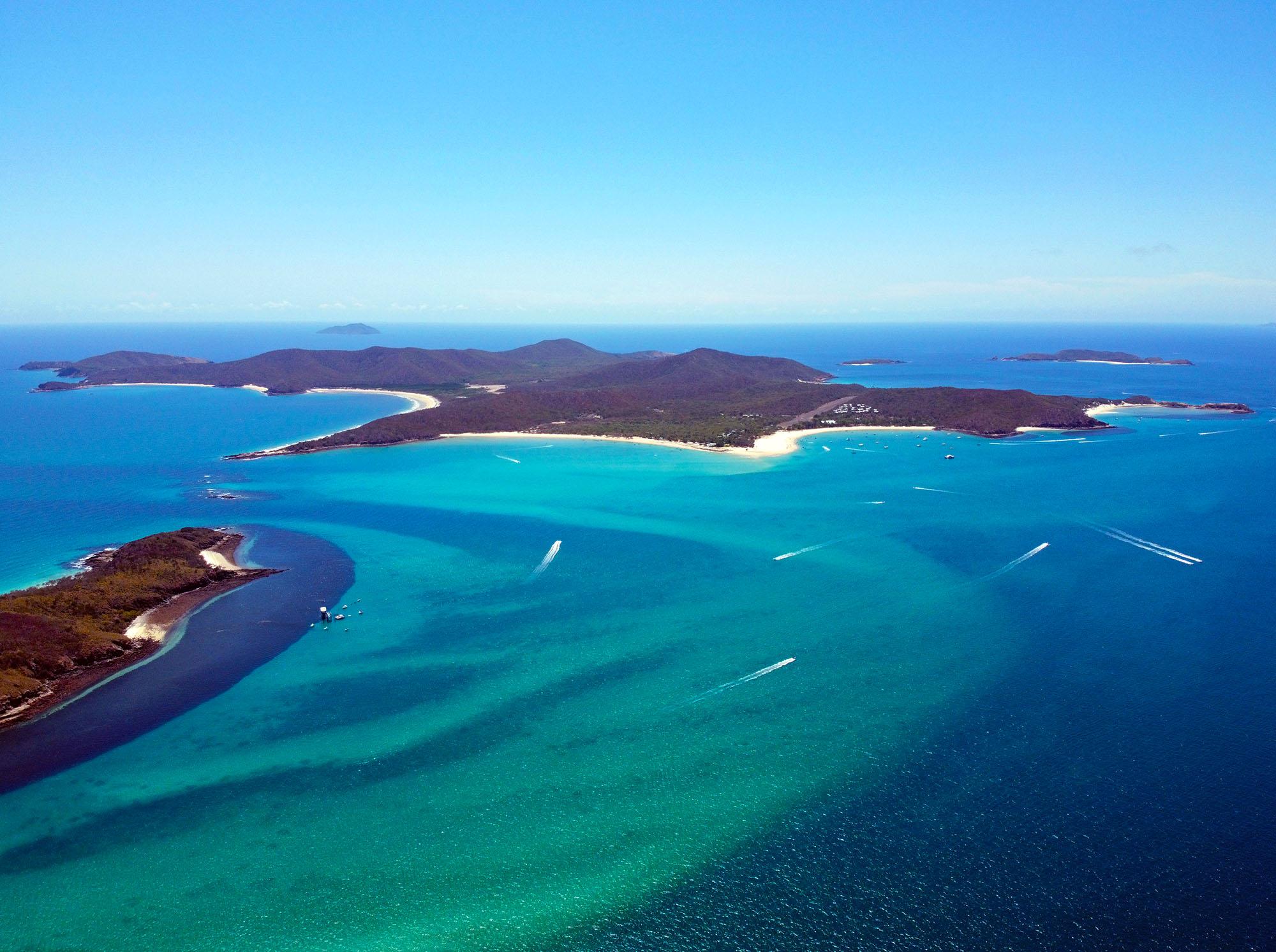 Photo of GKI & Middle Island